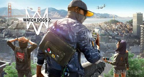 看门狗2游戏宣传图