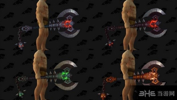 魔兽世界7.1奥金破刃斧获取图纸隐藏外观三角香包攻略图片