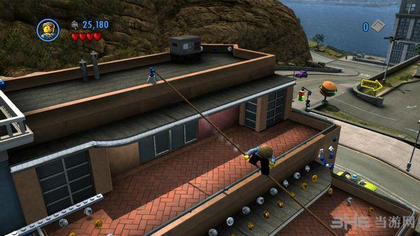平台   这次《乐高都市:卧底风云》登陆pc,ps4,xboxone和任天堂新游戏