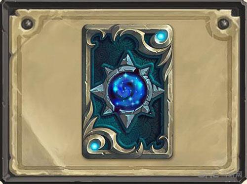 炉石传说新卡背图片