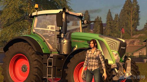 模拟农场17游戏截图2