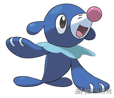 精灵宝可梦球球海狮图片1