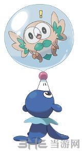 精灵宝可梦球球海狮图片2