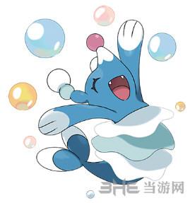 精灵宝可梦花漾海狮图片2