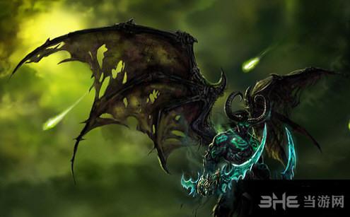 魔兽世界恶魔猎手截图1