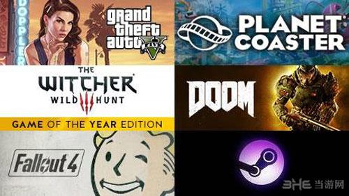 Steam一周销量排行榜配图2