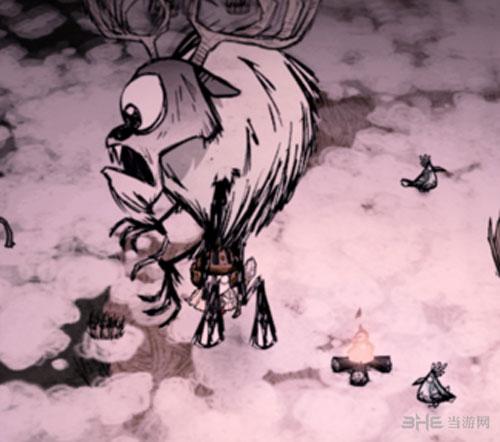 饥荒联机版冬季BOSS图片3
