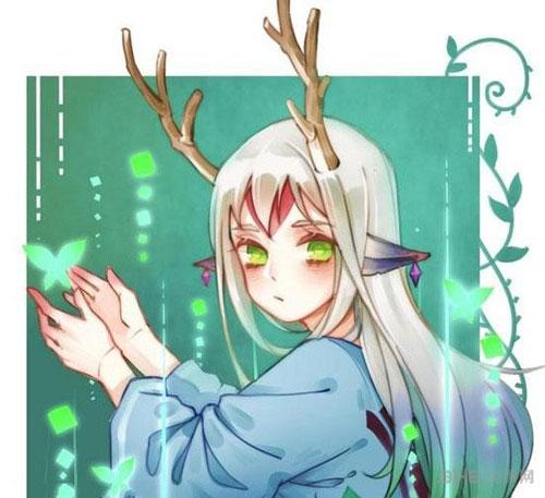 阴阳师手游中的ssr小鹿男以其可爱的造型,俘获了不少的小哥哥小姐姐