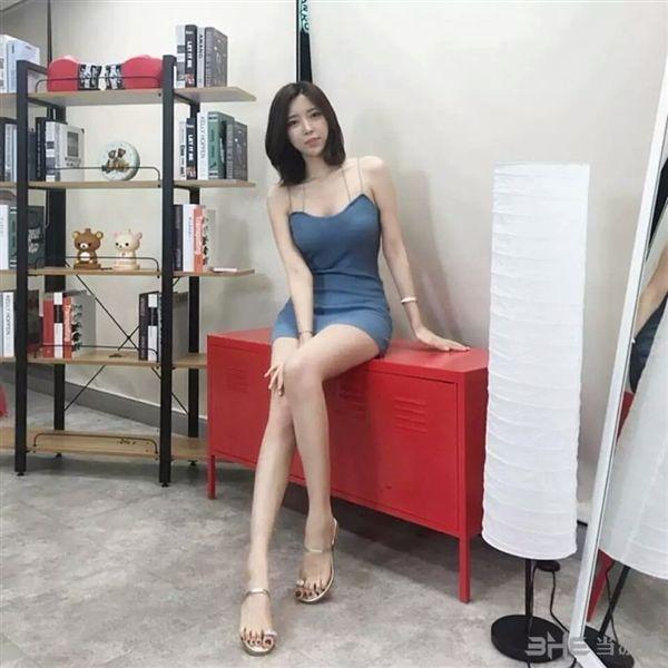 韩国女主播米娜图片2