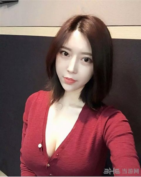 韩国女主播米娜图片4