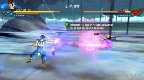 龙珠:超宇宙2游戏截图1