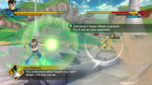 龙珠:超宇宙2游戏截图2