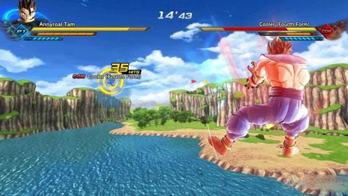 龙珠超宇宙2游戏截图2