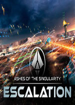 奇点灰烬:扩展版(Ashes of the Singularity:Escalation)集成Inception DLC汉化中文破解版v2.50
