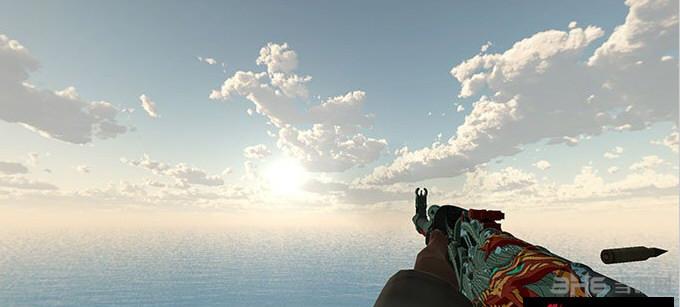 求生之路2 CS:GO AK47深海复仇MOD截图0