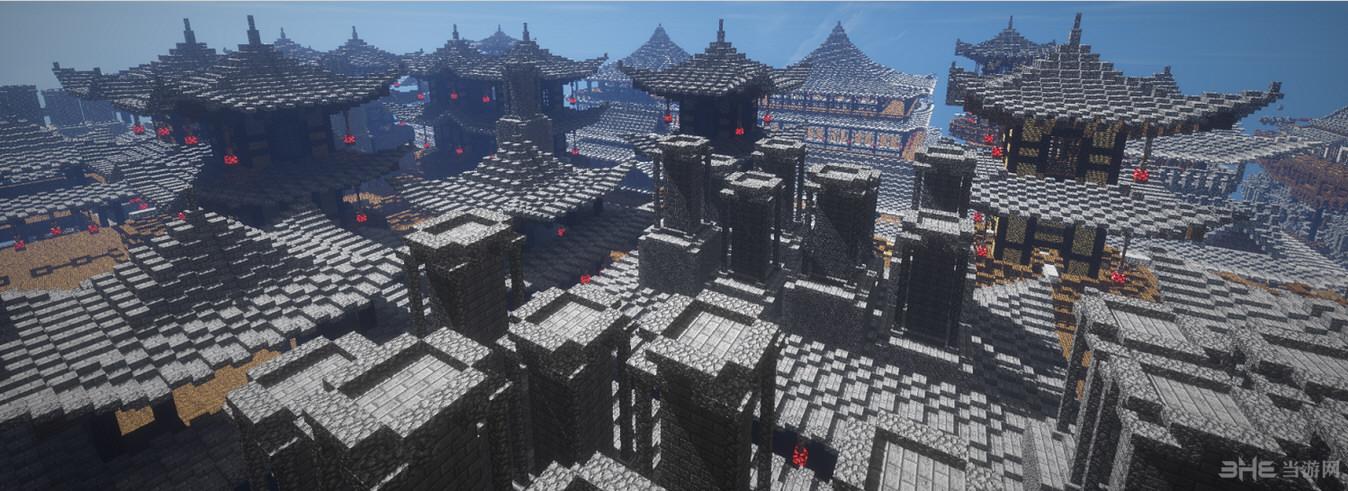 我的世界大秦中式重生点地图截图2