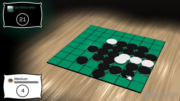 黑白棋截图1