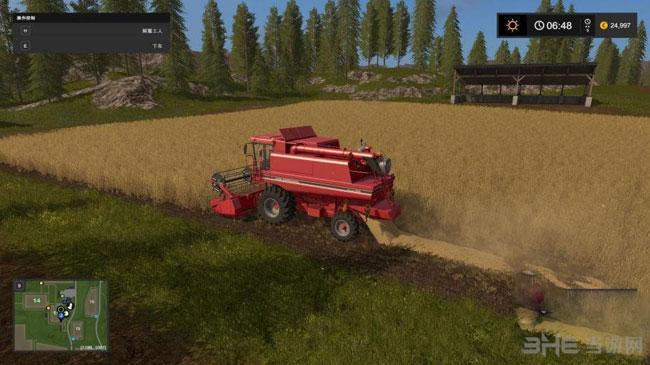 模拟农场17 v1.3.1.0升级档+原创免DVD补丁截图1