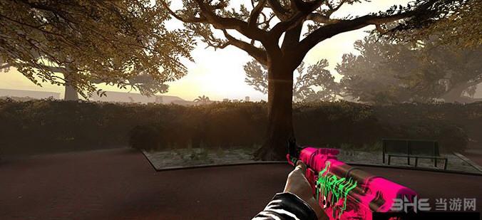 求生之路2 CS:GO AK47霓虹革命MOD截图2