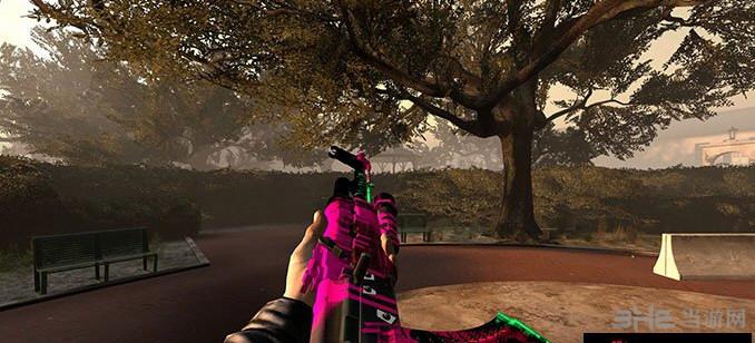 求生之路2 CS:GO AK47霓虹革命MOD截图3