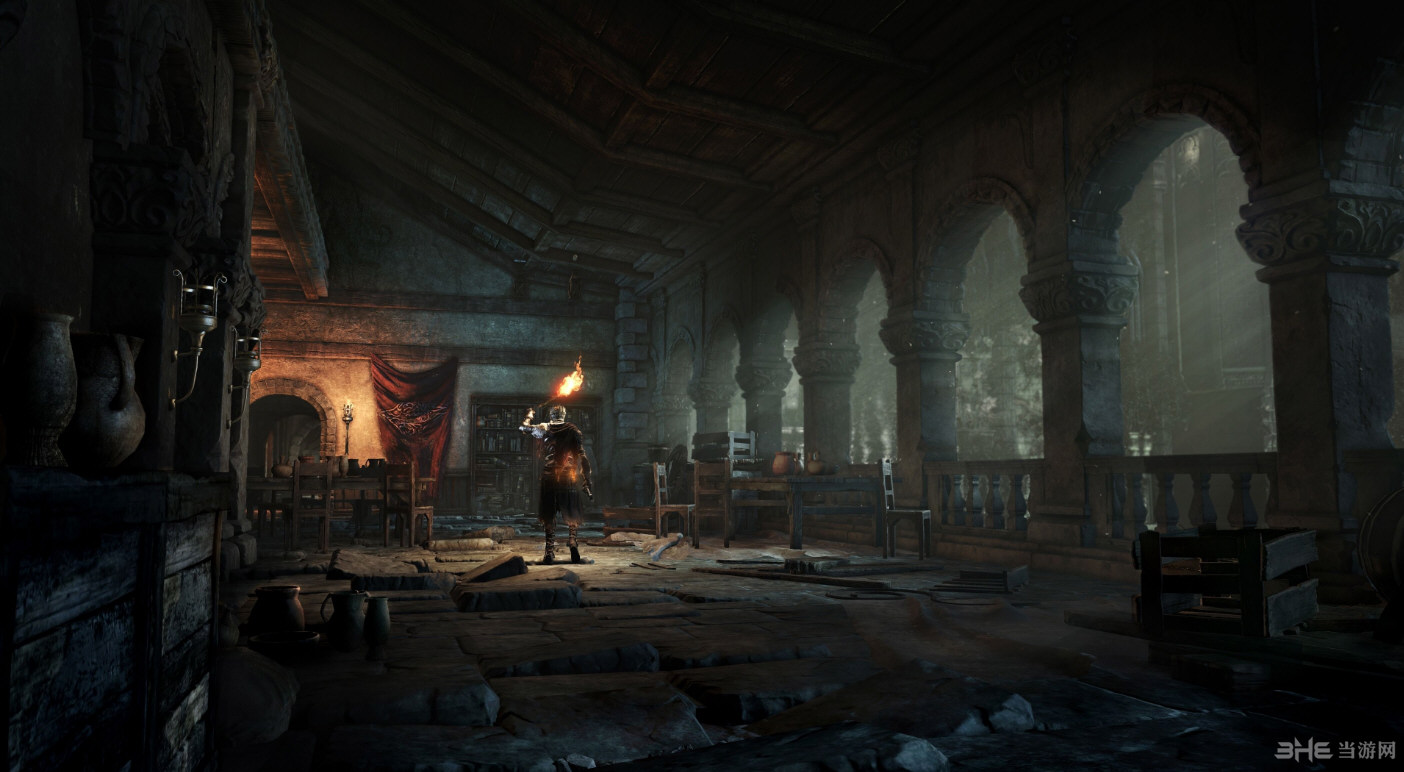 黑暗之魂3DLC小教堂存档截图0
