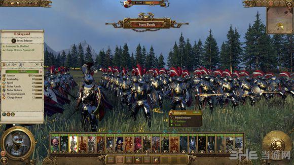 全面战争:战锤帝国巨人兵种MOD截图2