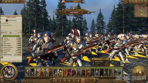 全面战争:战锤帝国巨人兵种MOD截图4