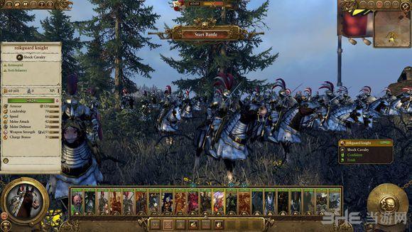 全面战争:战锤帝国巨人兵种MOD截图5