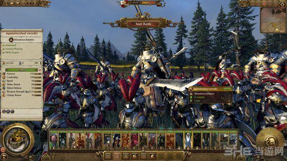 全面战争:战锤帝国巨人兵种MOD截图6