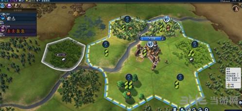 文明6地块扩张显示MOD截图0