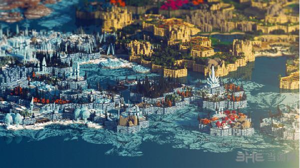 我的世界1.9我的世界版无尽传奇地图截图0