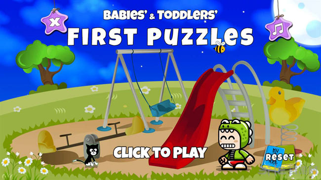 婴幼儿的第一次解谜截图2