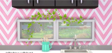 模拟人生4壁挂植物MOD截图0