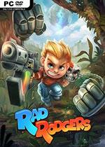 拉德罗杰斯(Rad Rodgers: World One)测试硬盘版