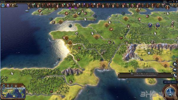 文明6埃及全特色建筑及单位MOD截图0