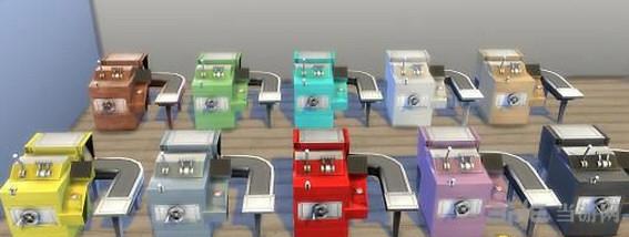 模拟人生4蛋糕机MOD截图0
