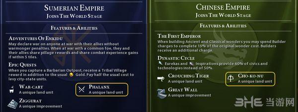 文明6更多的单位MOD截图1