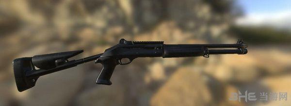 辐射4伯奈利M4战术霰弹枪MOD截图0