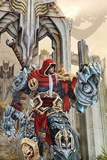 暗黑血统战神版截图欣赏 末日骑士复仇之路再次开启