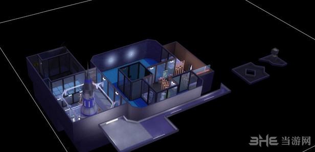 模拟人生4第四恶魔房屋MOD截图0
