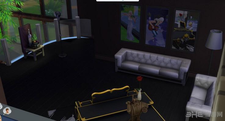 模拟人生4第四恶魔房屋MOD截图3