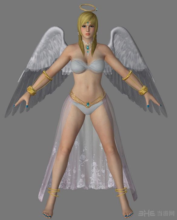 死或生5:最后一战HELENA天使装MOD截图0