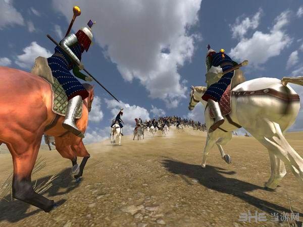 骑马与砍杀之明末风云截图4