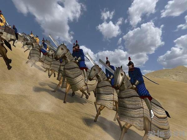 骑马与砍杀之明末风云截图5