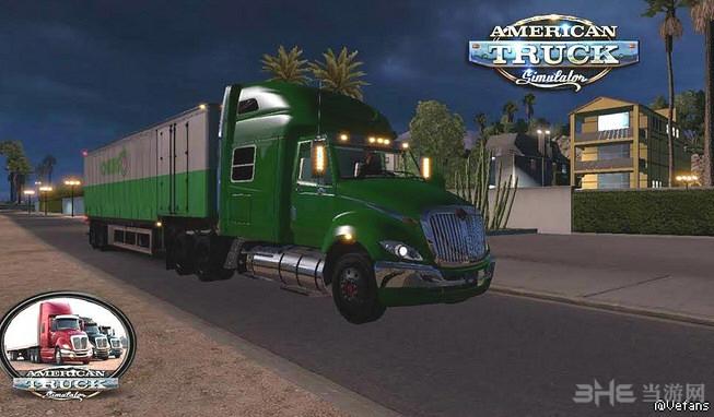 美国卡车模拟2 v1.4.x万国宝星MOD截图0