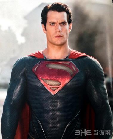 我的世界超人皮肤截图0