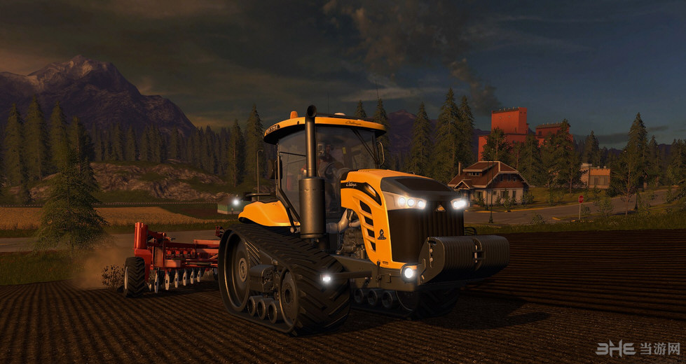 模拟农场17重置农机寿命MOD截图0