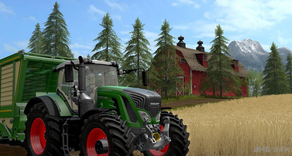 模拟农场17重置农机寿命MOD截图2