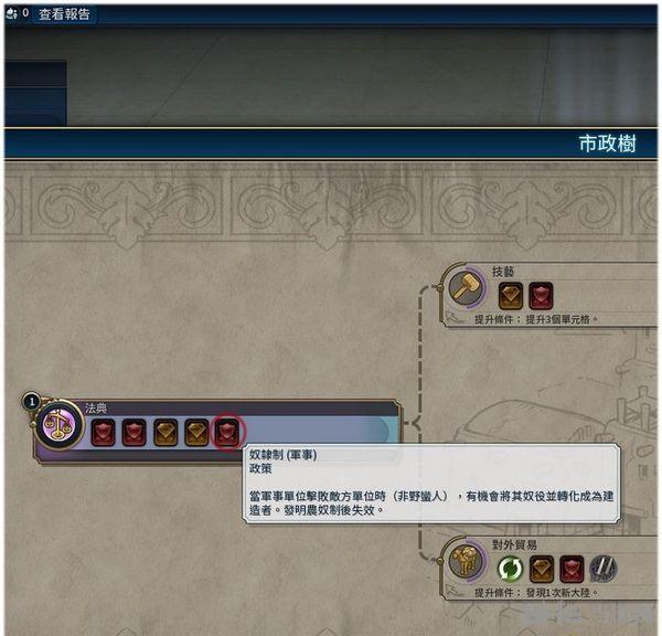 文明6 v1.0.0.26奴隶制政策卡MOD截图0