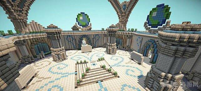 我的世界1.10.2时空神殿地图截图2
